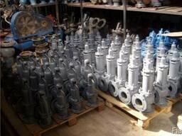 Клапаны предохранительные пружинные фланцевые стальные Ру16