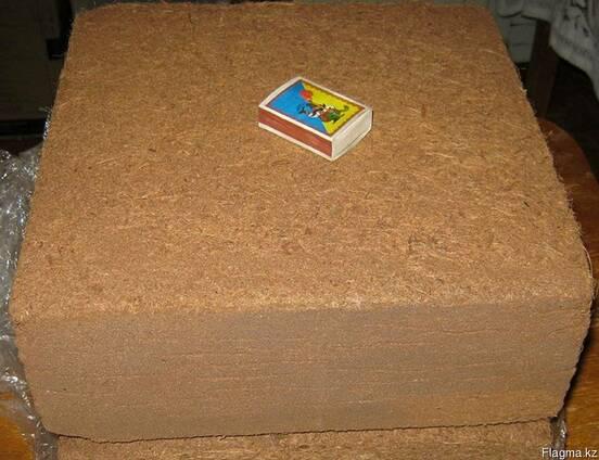 Кокосовый субстрат (блок-5кг)
