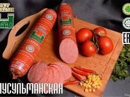 "Колбаса полукопченая ТМ ""НУР АЛТЫН"""