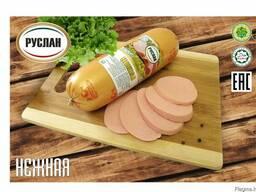 """Колбаса вареная, сосиски, сардельки ТМ """"Руслан"""""""
