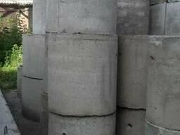 Кольца колодцев железобетонные - фото 3