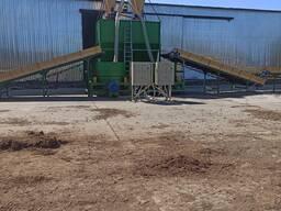 Комплекс по измельчению кормов для животных