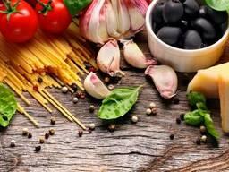 Комплексное снабжение продуктами питания