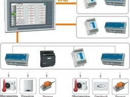 Комплект климатического оборудования для хранилищ овощей и ф