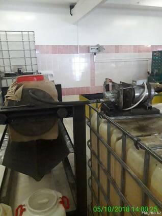 Комплект оборудования для производства растительного масла.