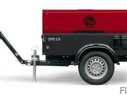 Компрессор дизельный передвижной CPS 90 (Atlas Copco)