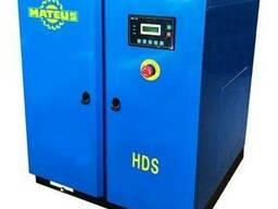 Компрессор винтовой Mateus HDS-10, 1, 2м3/мин, 8 атм, 7, 5кВт