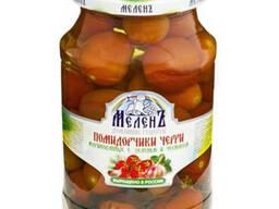 """Консервированные помидоры """"Меленъ"""""""