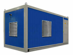 Контейнер пбк-6 6000х2300х2500 базовая комплектация (для. ..
