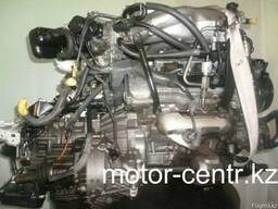 Контрактные двигатели для тойота
