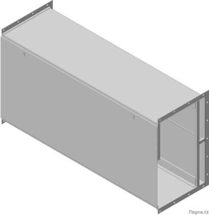 Короба кабельные блочного типа ККБ-П (прямые)