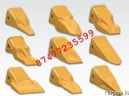 Коронки, зубья адаптеры на экскаватор Hyundai (Robex)