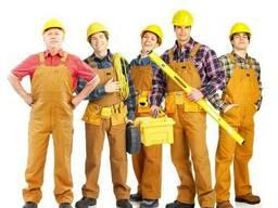 Косметический и капитальный ремонт зданий промышленых помещ