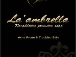 """Косметическое мыло """"La' ambrella"""""""