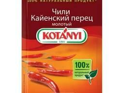 Kotanyi Чили молотый (Кайенский перец), фольгированный пакет