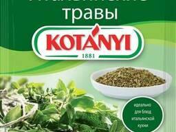 Kotanyi Итальянские травы, фольгированный пакет 14гр.