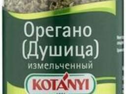 Kotanyi Орегано (Душица) измельченный, стеклянная банка 8гр.