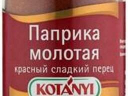 Kotanyi Паприка Красный сладкий перец, стеклянная банка 40гр