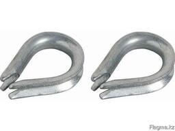 Коуши для стальных канатов КРЕП-КОМП