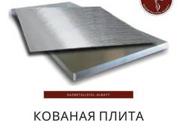 Кованая плита