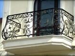 Кованые ворота, решетки перила. Алматы - фото 6