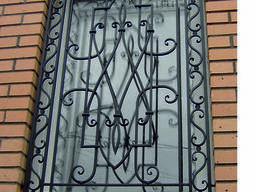 Кованые ворота, решетки перила. Алматы - фото 2