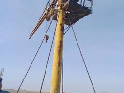 Кран консольный, г/п 5 тонн.
