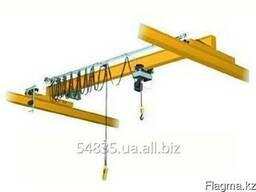 Кран мостовой однобалочный опорный (кран-балка)