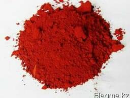 Пигмент железно оксидный красный 110 . 130 . 190
