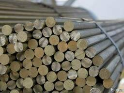 Круг стальной горячекатаный 130 мм 09Г2С
