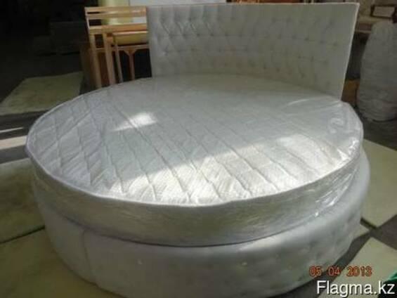 круглая кровать принцесса цена фото где купить алматы Flagmakz