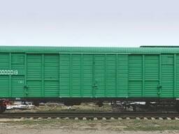 Крытый вагон, модель 11-6891