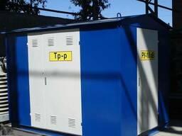 трансформаторные подстанцииКТПН-400-10/6-10кВ