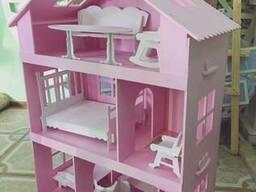 Кукольный домик мебель