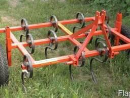 Культиватор навесной для сплошной обработки почвы КНС-1,7