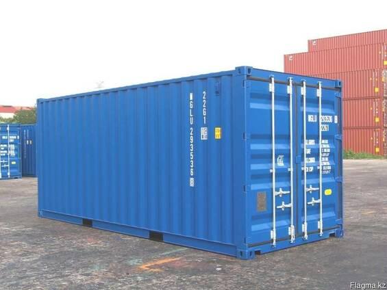 Купим контейнеры: 20 футов, 40 футов.