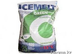 Купить Ice Melt Green -15 в Казахстане