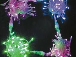 Купить оптом гирлянду светодиодную из Китая