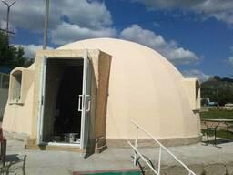 Купольный, сфера дом - фото 2