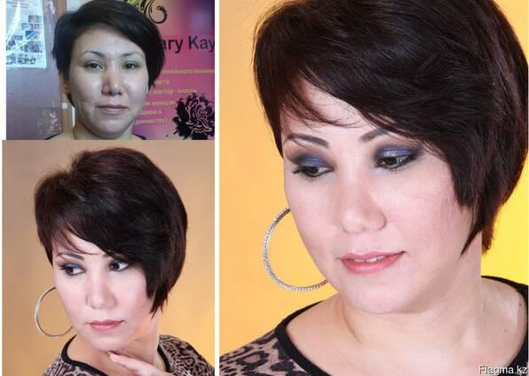 Курсы профессионального макияжа. Услуги визажиста