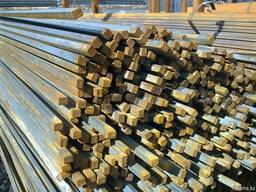 Квадрат стальной горячекатаный 70 мм