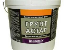 Кварц грунт \Грунтовка Бетон-контакт Bauramix
