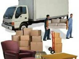 Квартирный офисный переезд быстро и качественно