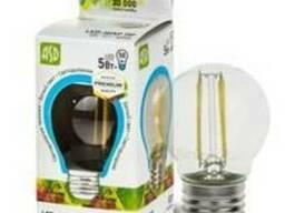 Лампа светодиодная LED-ШАР-std 5Вт Е27