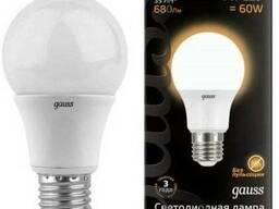 Лампы Gauss LED A60