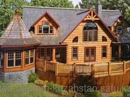 Лазури для деревянных домов