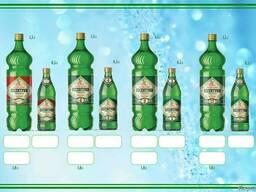 Лечебная минеральная вода Ессентуки