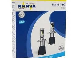 LED H4 6000K Narva 18004 Лед (ЛЭД) Н4 Нарва