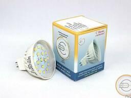 LED Светодиодная лампа JCDR(MR16) 4W ECO-SVET (Лед)