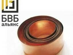 Лента бронзовая МБ С17200 (ASTM) 0,60х288м